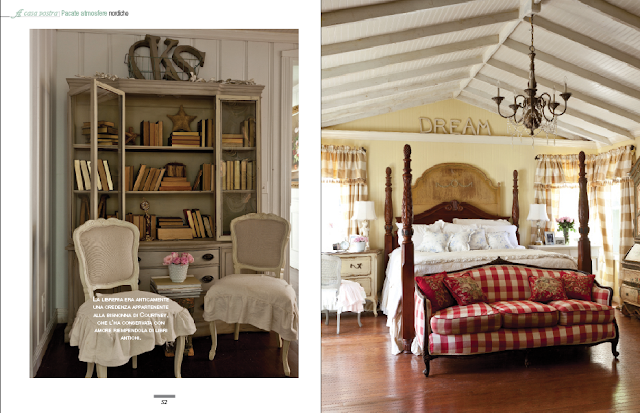 Maison chic magazine french country cottage for Cottage design magazine