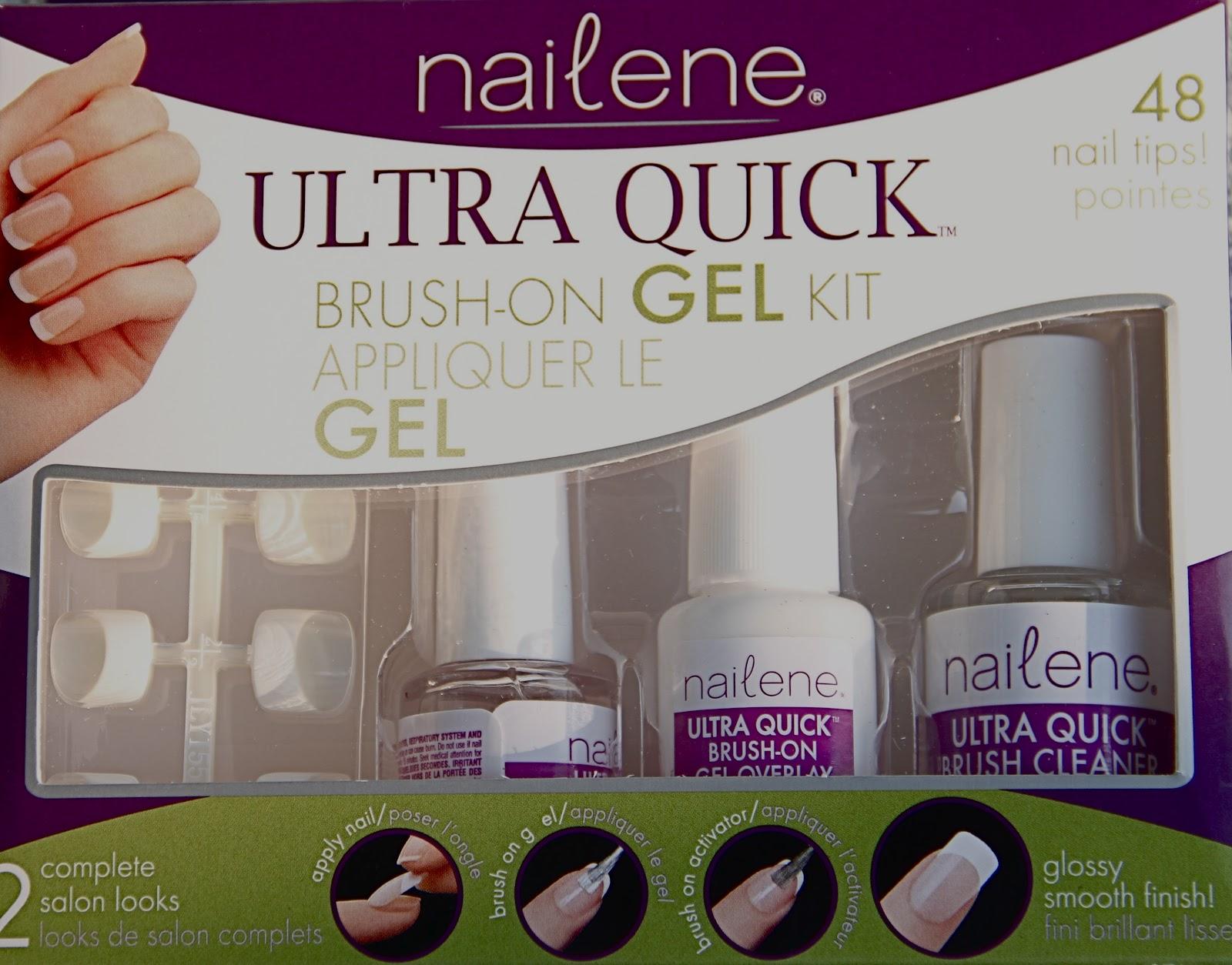 sensationail gel polish instructions