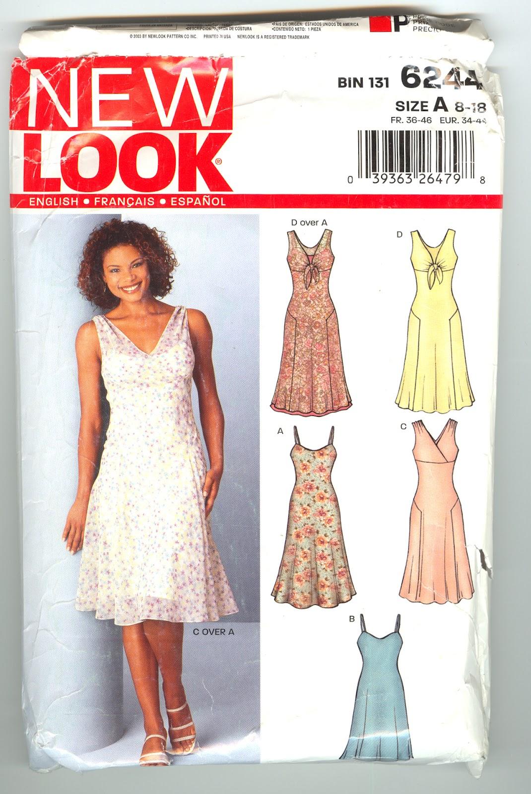 Love Fashion Love Vintage: Easy Summer Dress Patterns