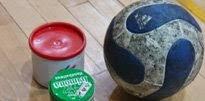 Pega oficial para handball | Mundo Handball