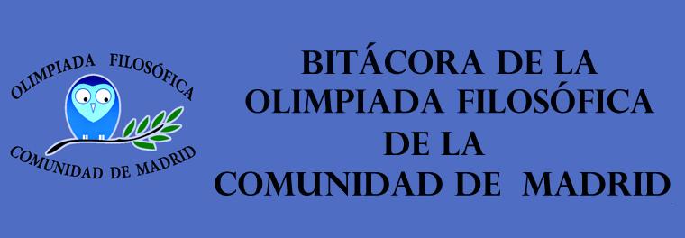 Olimpiada filosófica de la Comunidad de Madrid