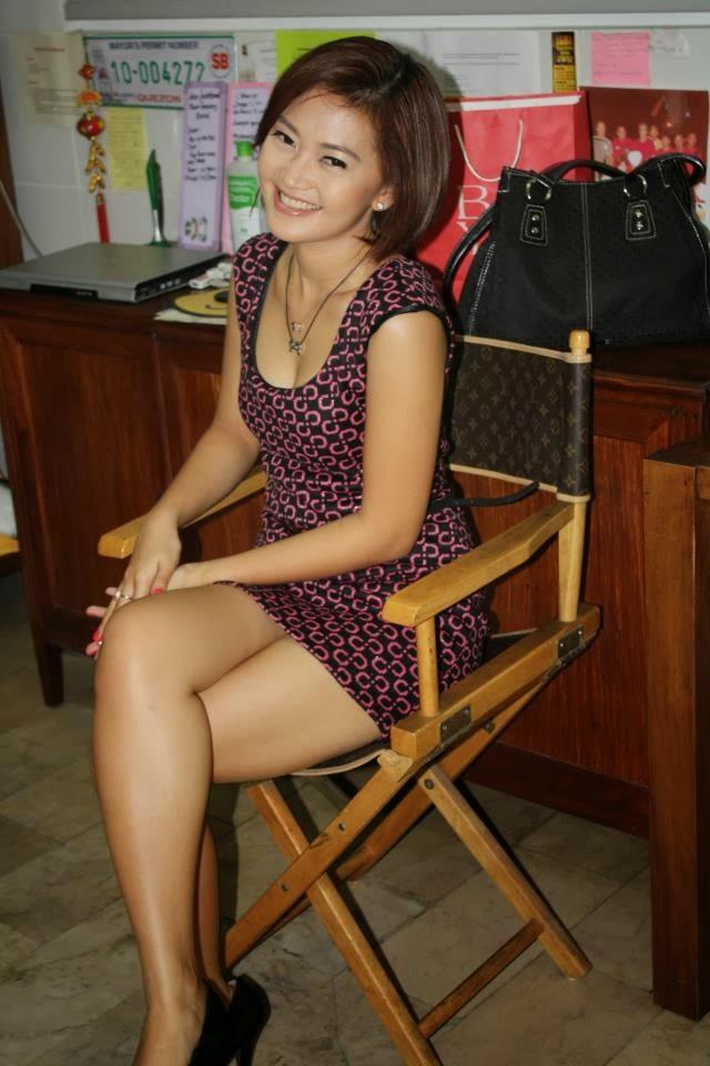 Robi Yu Panis the Lady Gaffer