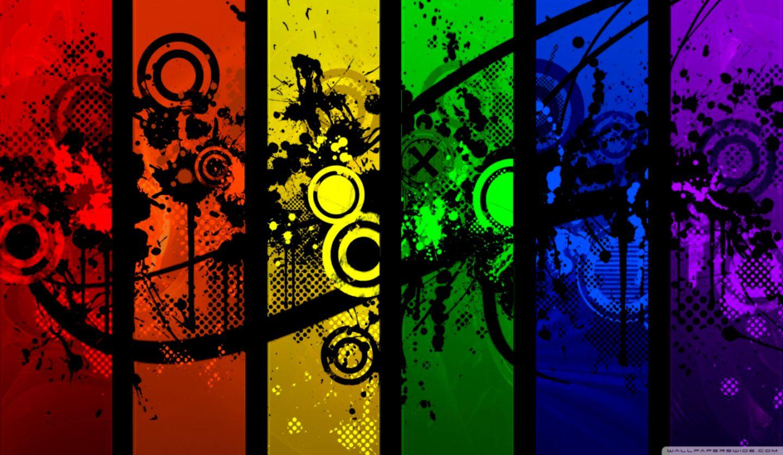 View Original Size Colorful Graphic Designs HD Desktop Wallpaper Widescreen High