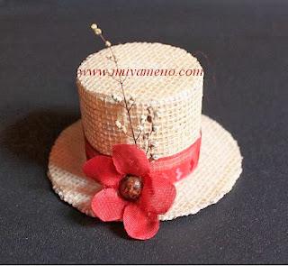 Recuerdos de Boda, Sombrero