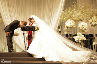 wonder girls sunye wedding ceremony pictures 6