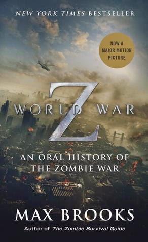 world war z book summary