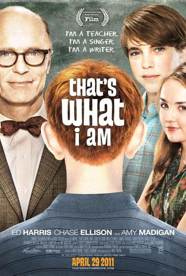 Filme That's What I Am DVDRip XviD & RMVB Legendado