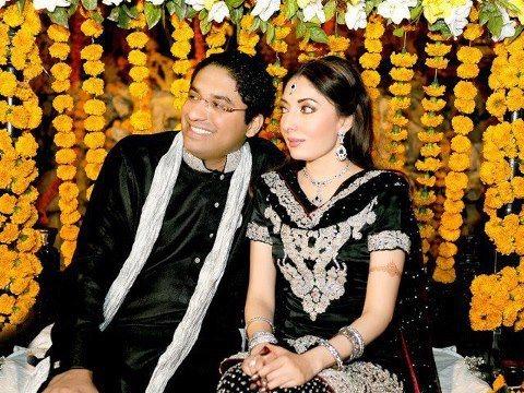Sharmila Farooqi Engagement Image