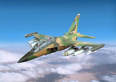 Yak-130 Combat Aircraft Trainer