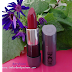 Oriflame The ONE Matte Lipstick BERRYLICIOUS Review, Swatch & Price in India