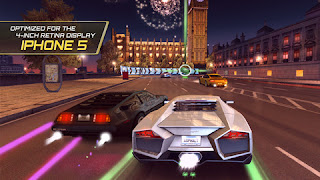 Asphalt 7: Heat v1.0.8 for iPhone/iPad