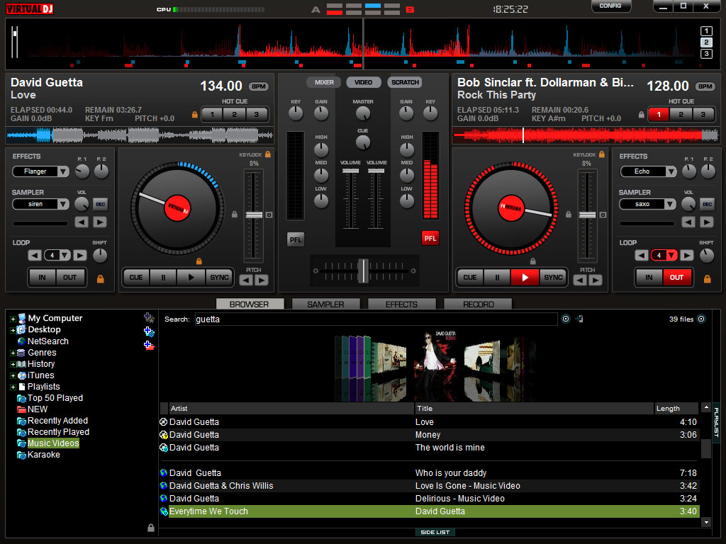 Free download virtual dj v7 0 pro crack softmukut for Virtual home software