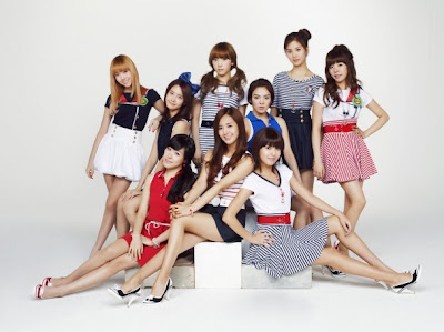 snsd fashion