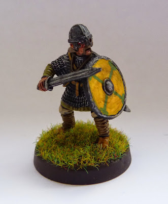 Anglo-Dane Huscarl from SAGA