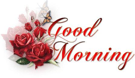 Good morning scraps for orkut