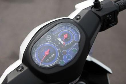 Đồng hồ Sirius 2014 thiết mới với đèn báo số