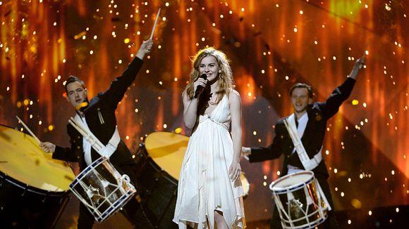 Emmelie De Forest Eurovision 2013 Winner (Denmark)