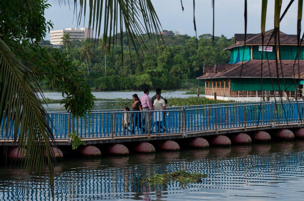 Тривандрум – столица штата Керала