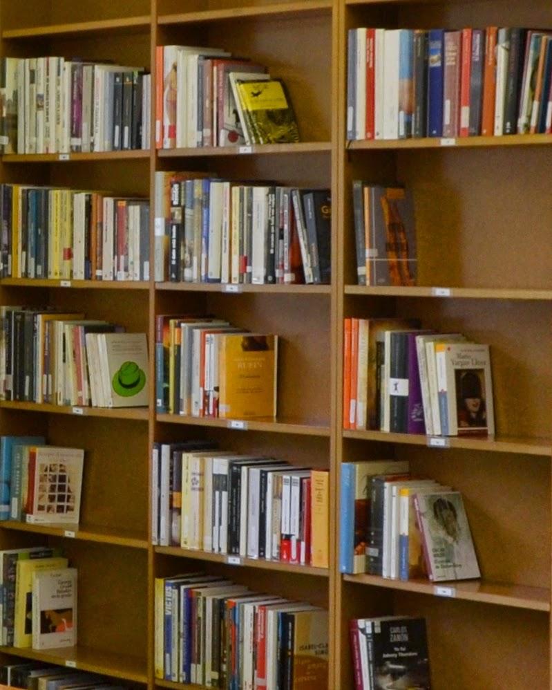 Biblioteca Maria Malla