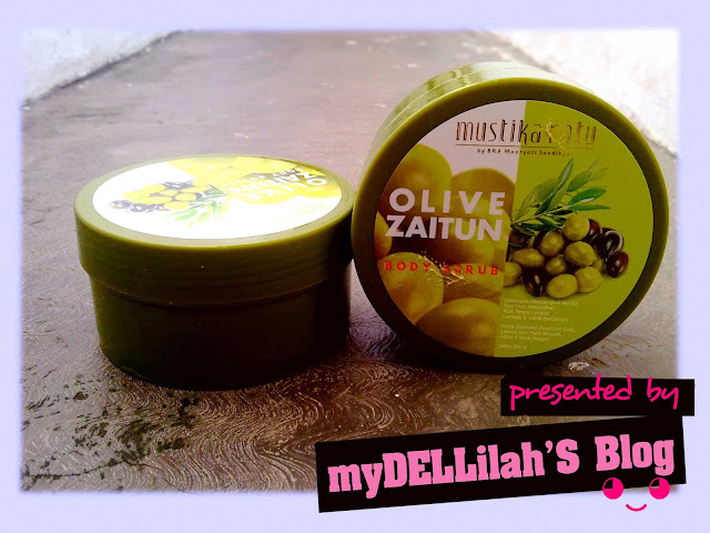 ZAITUN BODY SCRUB