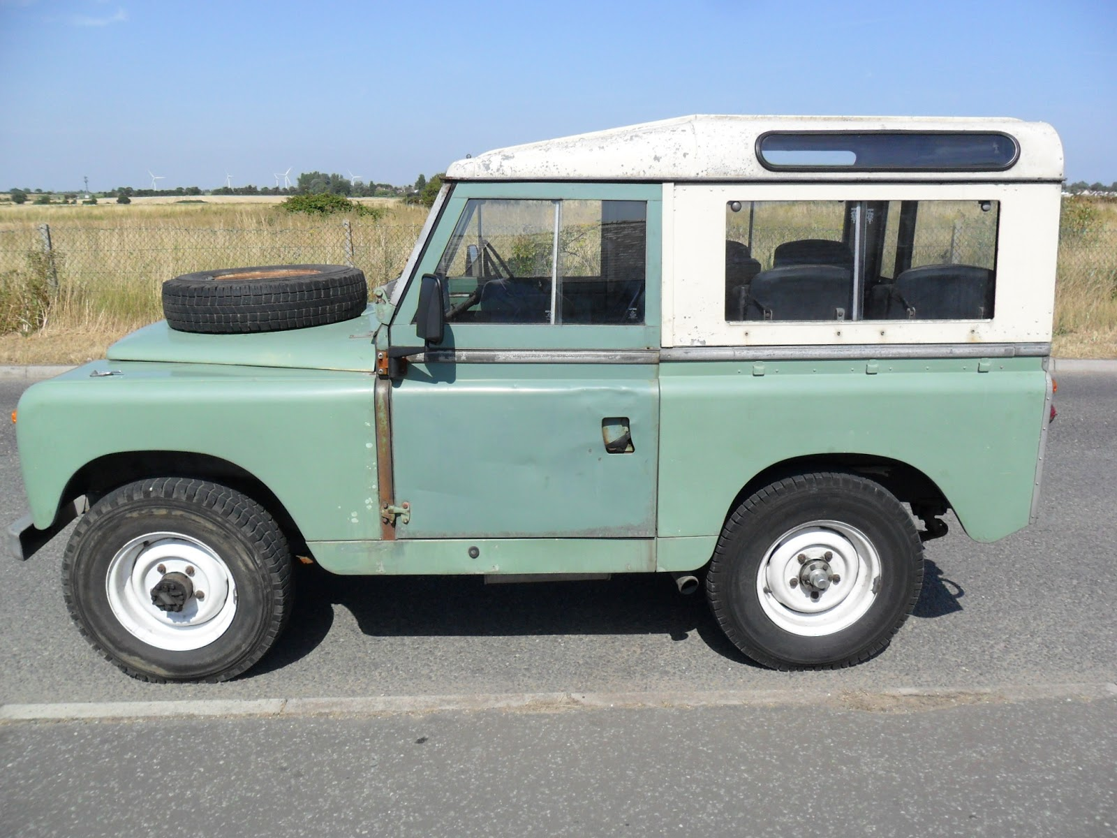 Laughs And Lashings Aaaaand A 1968 Land Rover Series 2 A Truck