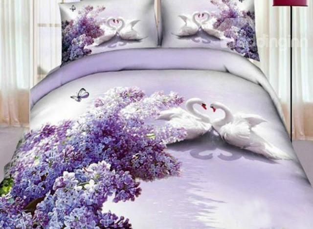 http://www.beddinginn.com/product/Romantic-Lilac-And-White-Swan-Couple-Print-4-Piece-3d-Duvet-Cover-Sets-10962822.html