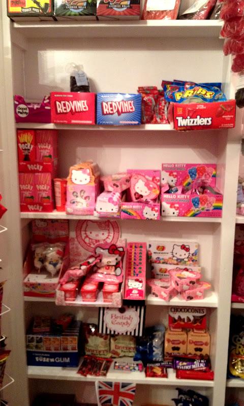 candy, sassafras, store, winter park
