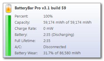 BatteryBarSetup-3.5.5 Full İndir