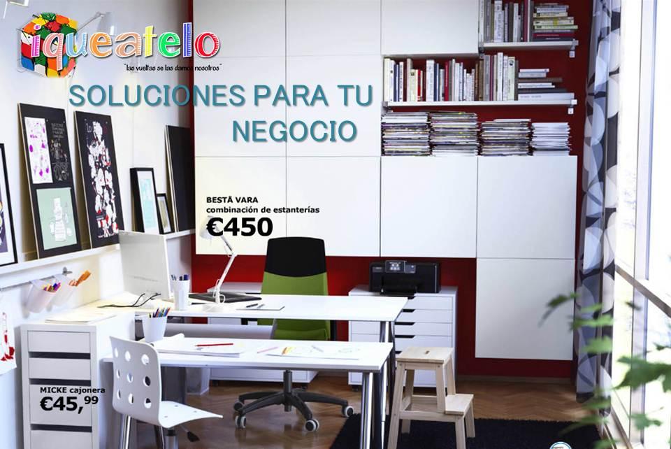 IQUEATELO: Montaje y transporte desde Ikea Valladolid: marzo 2013