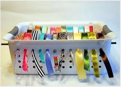 Organizador de fitas