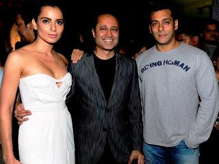 Pics: Salman Khan at Bombay Times Party