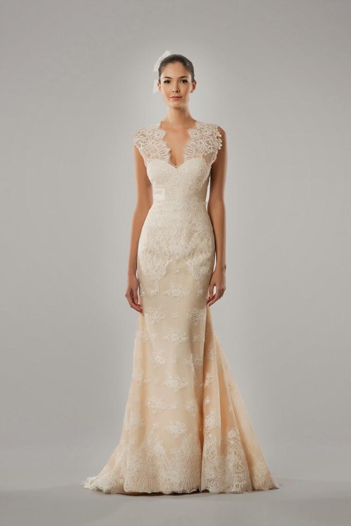 nuevos vestidos de novia de la diseñadora carolina herrera : la