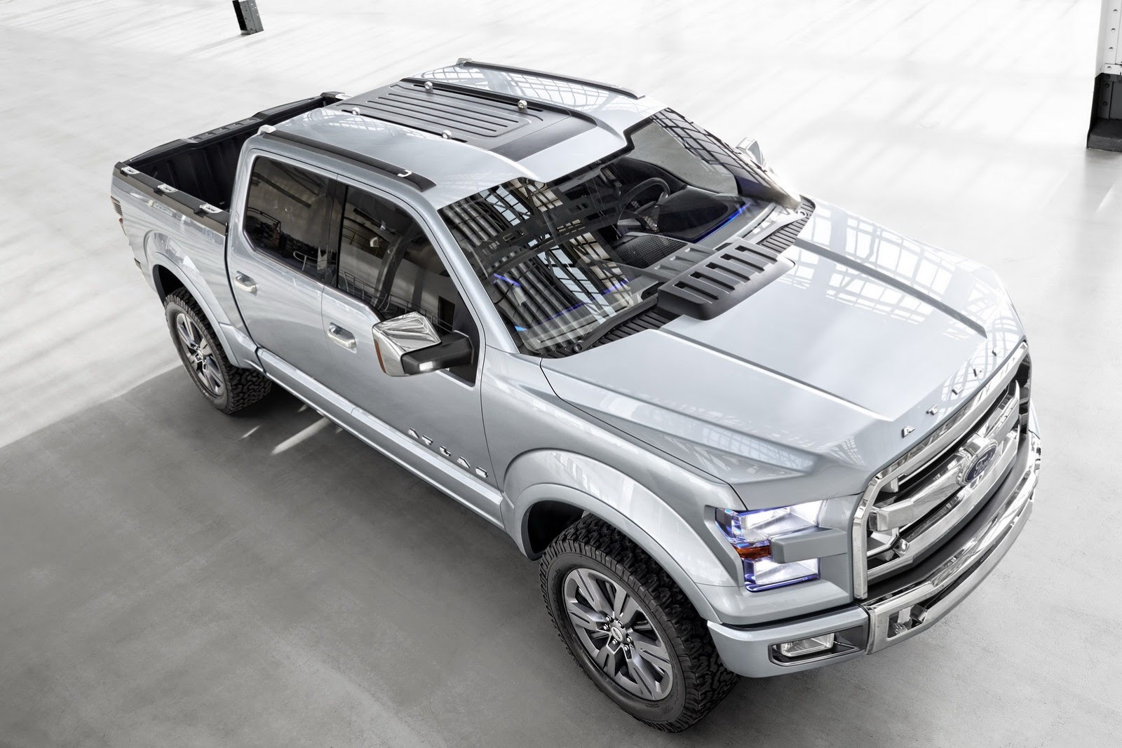 carros e carro 2014 Ford Atlas Pickup F 150