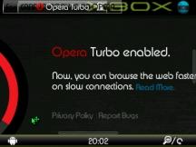 OperaMini turbo - Operamini Menjadi Cepat