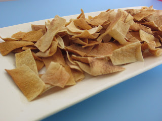 flat bread chips
