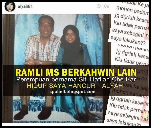 """""""Hati dan Hidup Saya Kini Hancur"""" - Alyah http://apahell.blogspot.com/2015/01/hati-dan-hidup-saya-kini-hancur-alyah.html"""