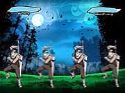 Tìm ninja, game vui