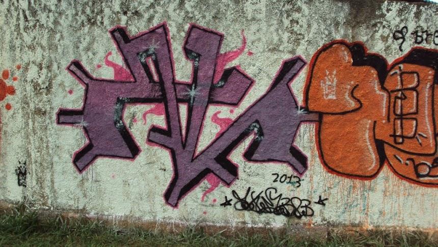 AKEZ Graffiti style BSB