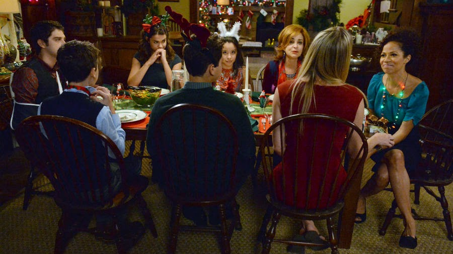 "The Fosters - Christmas Past - Review: ""Merry Christmas"""