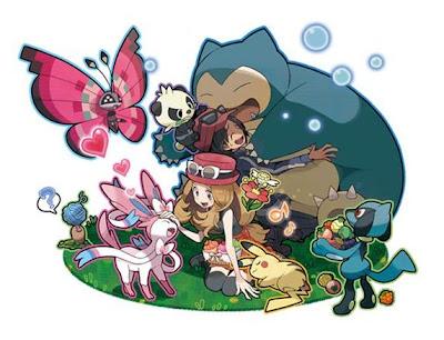 Pokemon Amie Image