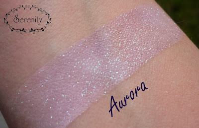 Kiss My Sass Aurora Swatch
