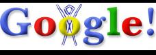 Logo Google pada 30 Agustus 1998