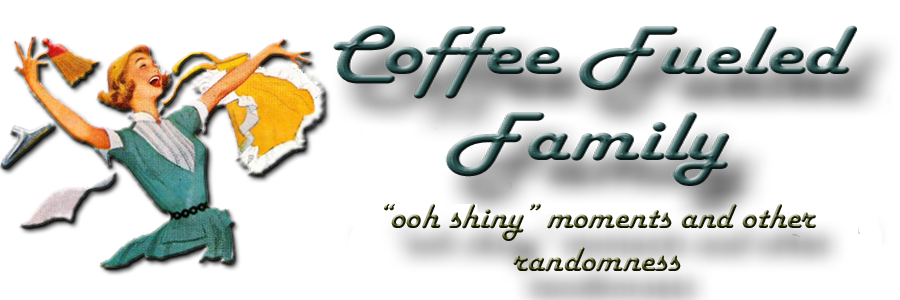 Coffee Fueled Family