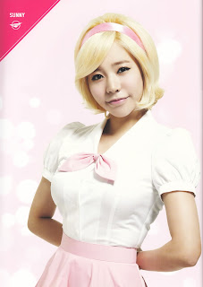 SNSD Sunny 2013 Girls' Generation World Tour Girls & Peace