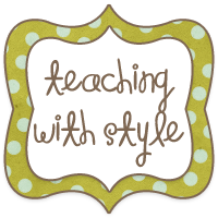 photo of Teaching With Style blog