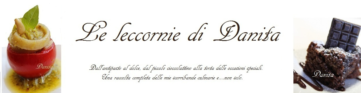 Le leccornie di Danita