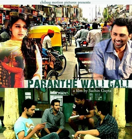 Paranthe Wali Gali 2014 DTHRip 700mb Download