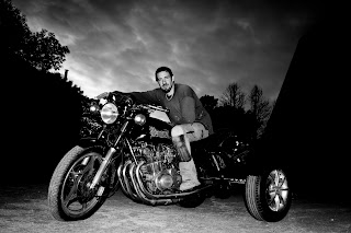 Hot rod trike Photography