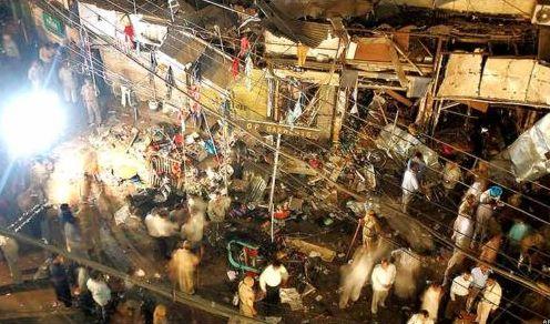 Terrorism in India