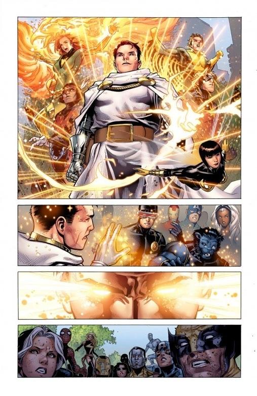Avengers vs X-Men Vs
